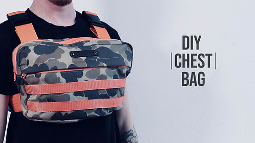 Chest Bag Pattern (Download)