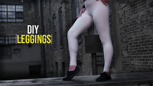 Leggings Pattern (Download)