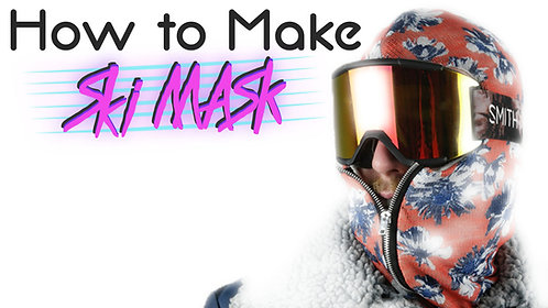 Ski Mask Pattern