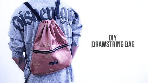 Drawstring Bag Pattern (Download)