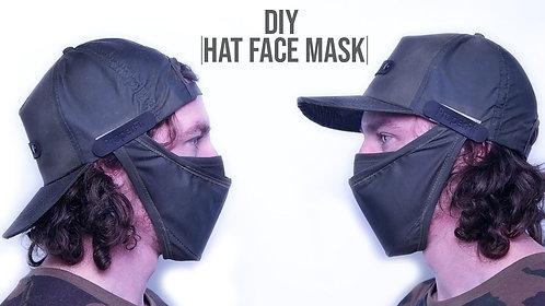 Hat Face Mask Pattern (Download)