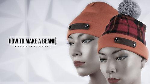 Beanie Pattern (Download)