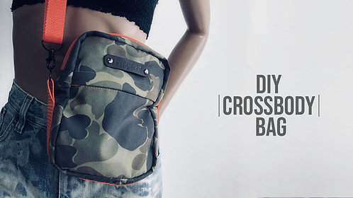 Crossbody Bag Pattern (Download)