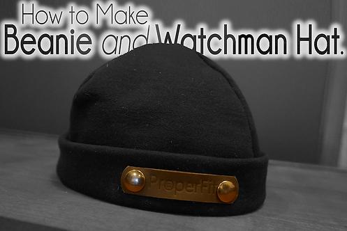 Watchman Cap Pattern