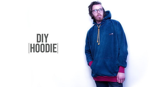 Hoodie + Cowl Pattern (Download)