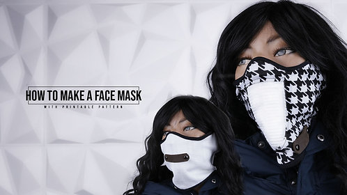 Face Mask Pattern (Download)