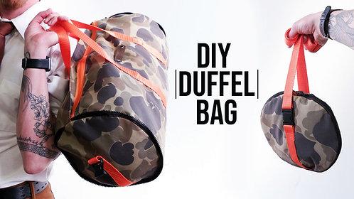 Duffel Bag Pattern (Download)