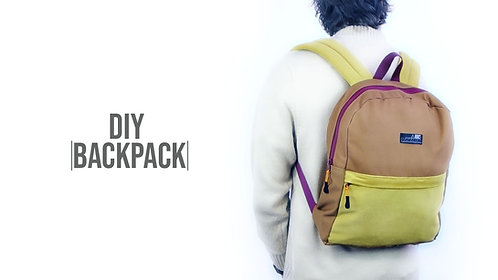 Backpack Pattern (Download)