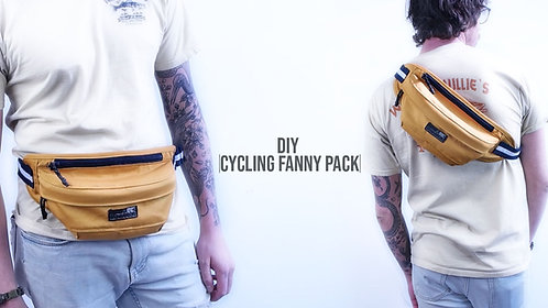 Cycling Fanny Pack Pattern (Download)