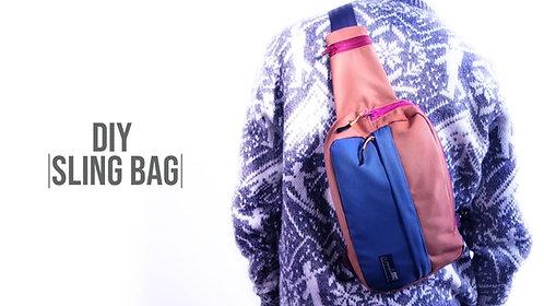 Sling Bag Pattern (Download)