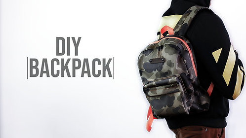 Backpack Pattern (Download)