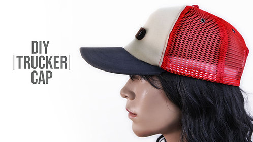 Trucker Cap Pattern (Download)