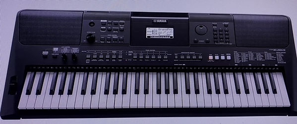 YAMAHA PSR-E463 61-key Portable Arranger