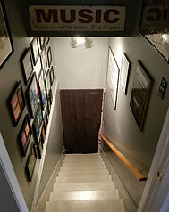 Entrance to Dream Traxx Studio