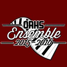ORHS Ensemble T-Shirt Design