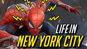 Spiderman PS4 Thumbnail