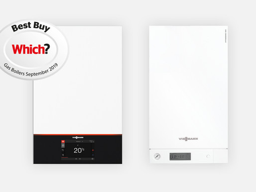 January 2020 - Looking to the Future! Viessmann 200 Boiler.