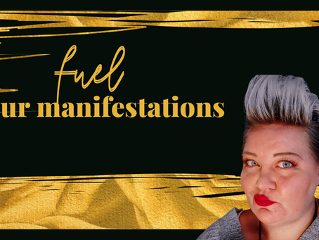 Fuel Your Manifestation :: Negative Feelings & Shit