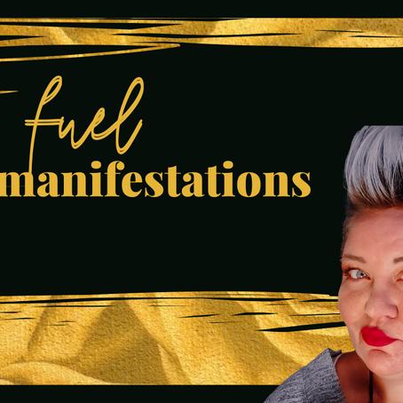 Fuel Your Manifestation :: Negative Feelings & Shit