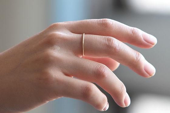laboratorium hand polish ring