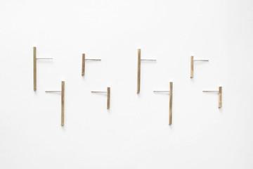 •stick posts