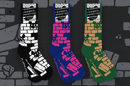 Virtual Tour Socks