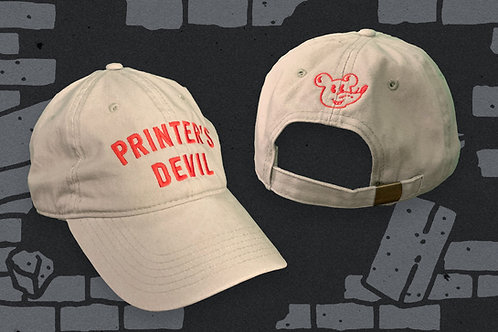 Printer's Devil Hat