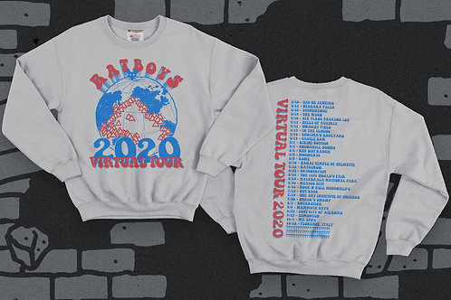 Virtual Tour 2020 Crew Neck Sweater