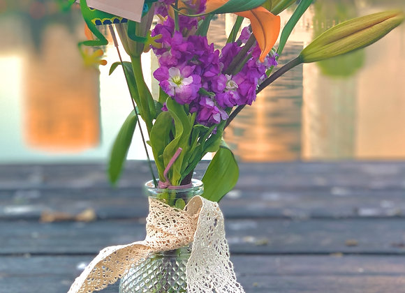 Sponsor a Flower Frog Drop