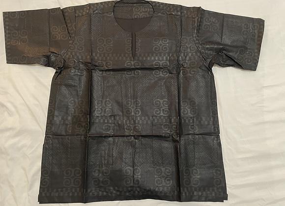Short Sleeve Shirt - Pewter