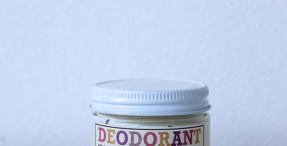 Lemon Lavender Deodorant Cream