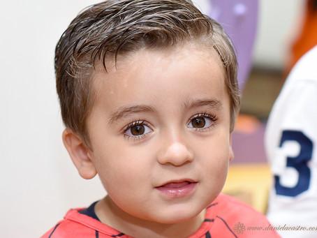 Festa Infantil: Claudio