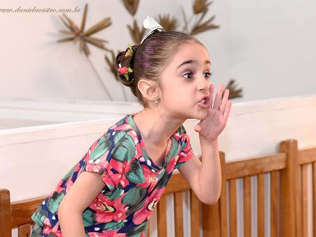 Festa Infantil: Yasmin