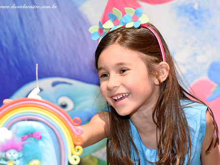 Festa Infantil: Clara