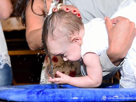 Batizado: Maria Fernanda