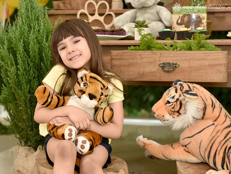 Festa Infantil: Raquel