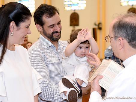Batizado: João
