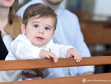Batizado: Guilherme