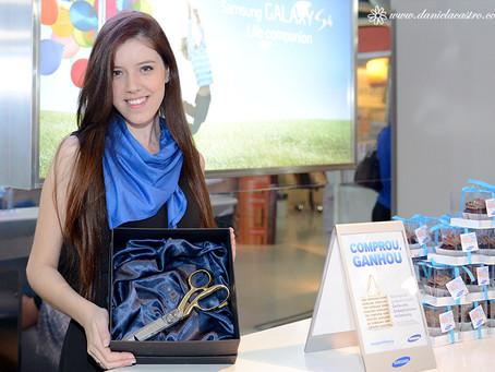 Evento Corporativo: Inauguração Samsung – Magazine Luiza