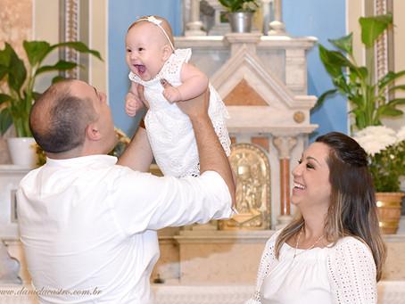 Batizado: Ana Laura