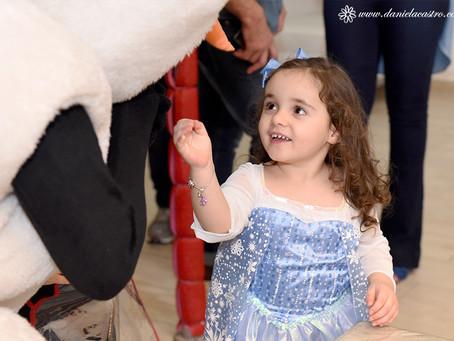 Festa Infantil: Antonella