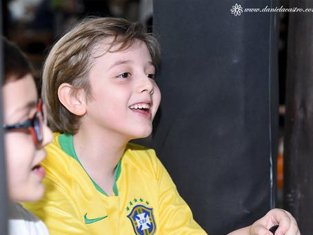 Festa Infantil: Tiago