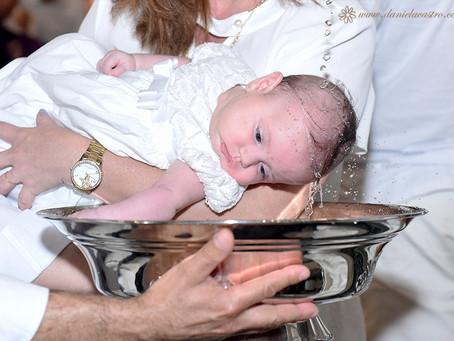 Batizado: Maria Alice