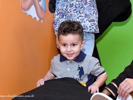 Festa Infantil: Esa Gabriel