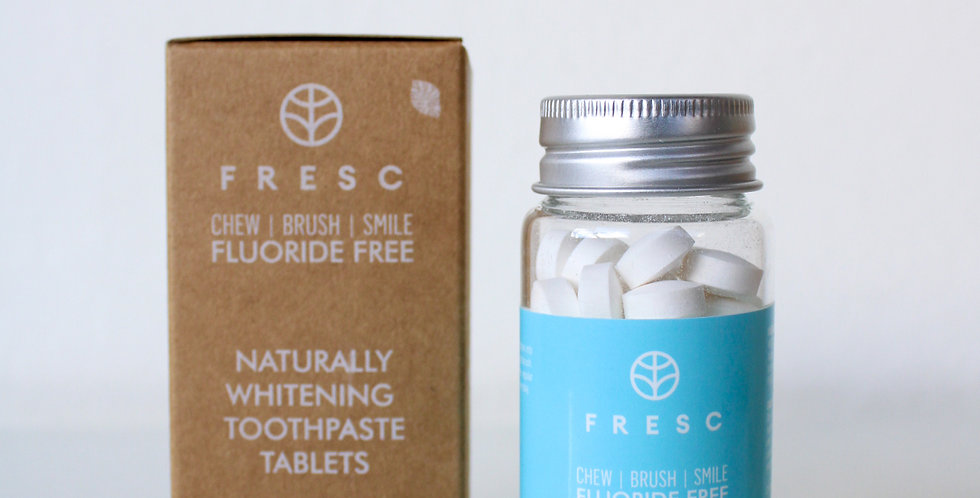 FRESC Toothpaste tablets