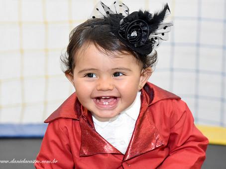 Festa Infantil: Larissa
