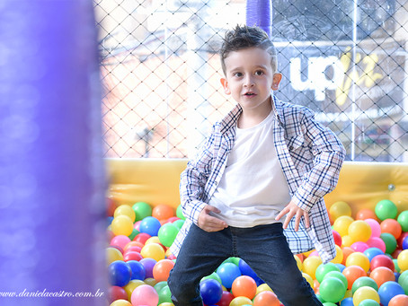 Festa Infantil: Frederico