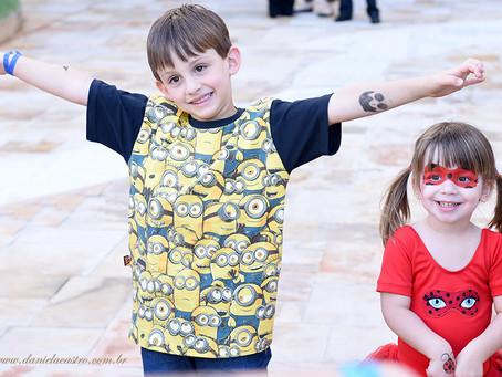 Festa Infantil: Maria Fernanda e Pedro