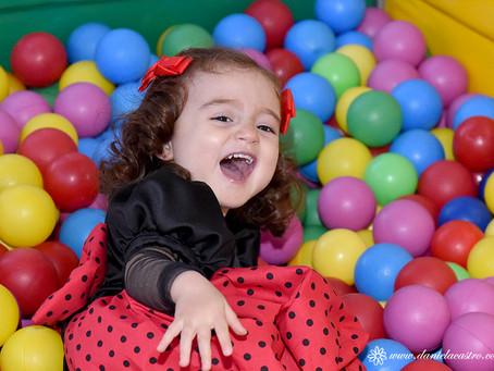 Festa Infantil: Ana Victória