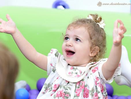 Festa Infantil: Luisa